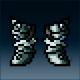 Sprite armor plate mithril feet