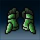 Sprite armor plate jade hands