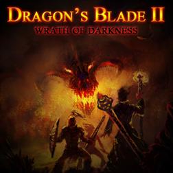 Dragon's Blade logo