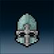 Sprite armor plate tortisian head