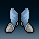 Sprite armor plate blued feet