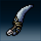 Sprite weapon claymore tundra