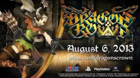 Dragon's Crown Elf-0