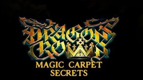 Dragon's Crown - Quest 39 Magic Carpet Secrets (Museum Owner Trophy Walkthrough)