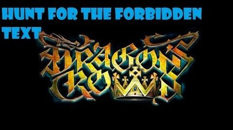 Dragons Crown Side Mission - Hunt for the Forbidden Text - Ps3 and Xbox 360