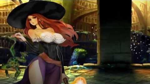 『ドラゴンズクラウン』キャラクター紹介ムービー:ソーサレス