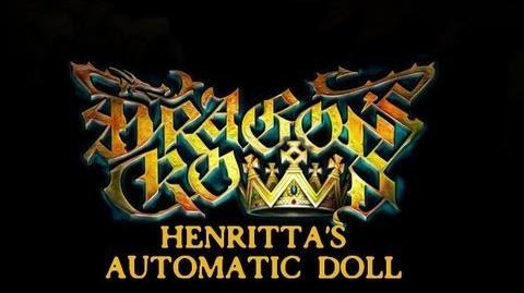 Dragon's Crown - Quest 8 Henritta's Automatic Doll (Museum Owner Trophy Walkthrough)