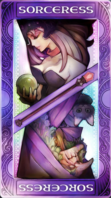 Sorceress Skills Dragon S Crown Wiki Fandom Powered By Wikia