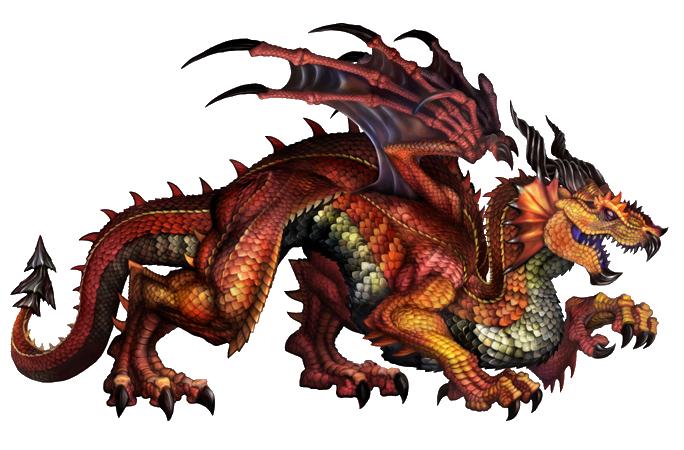 Red Dragon Dragon S Crown Wiki Fandom Powered By Wikia