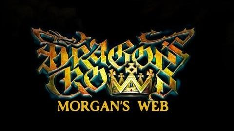 Dragon's Crown - Quest 5 Morgan's Web (Museum Owner Trophy Walkthrough)