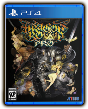 Dragon's Crown Pro package