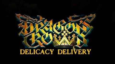Dragon's Crown - Quest 3 Delicacy Delivery (Museum Owner Trophy Walkthrough)