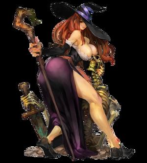 DC - Sorceress