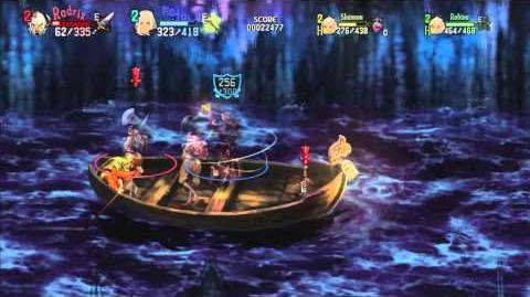 Dragon's Crown - Quest Submerged Memories (Museum Owner Trophy Guide)