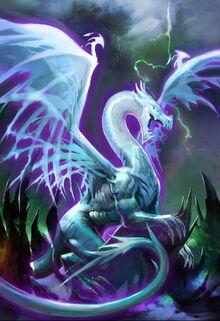 Unit - Necropolis - Ghost Dragon