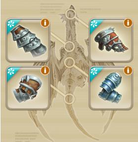 WD armor