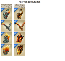 Nightdragonarmorsets