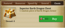 Earth Dragon Chest