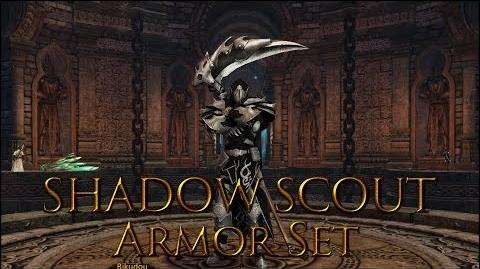 Dragon's Prophet Shadow Scout Armor Set