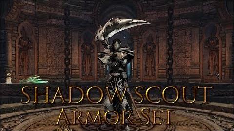 Dragon's Prophet Shadow Scout Armor Set