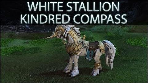 Dragon's Prophet White Stallion