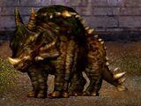 Stalwart Thornedge Dragon