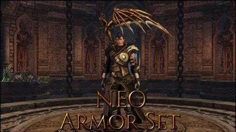 Dragon's Prophet Neo Armor Set