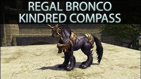 Dragon's Prophet Regal Bronco
