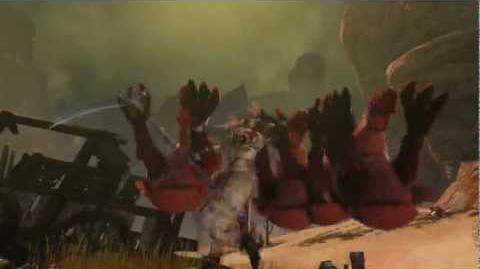 《群龍默示錄》Dragon's Prophet 職業展示影片 龍諭使徒 Oracle