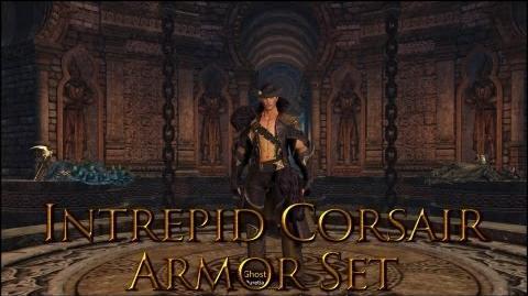 Dragon's Prophet Intrepid Corsair Armor Set