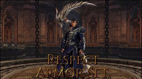 Dragon's Prophet Respect Armor Set