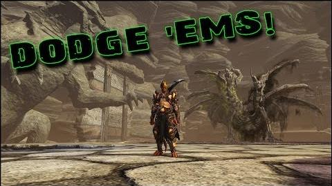 Dragon's Prophet Dodge 'Ems! - Shadow of Hadubis and Yermizaar