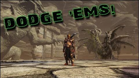 Dragon's Prophet Dodge 'Ems! - Shadow of Hadubis and Yermizaar
