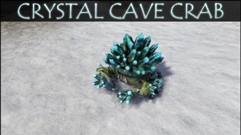 Dragon's Prophet Crystal Cave Crab Pet