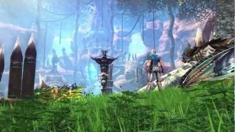 《群龍默示錄》Dragon's Prophet 職業展示影片 龍影遊俠 Ranger