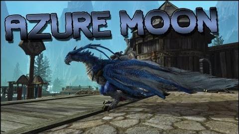 Dragon's Prophet Azure Moon