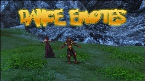 Dragon's Prophet Dance Emotes