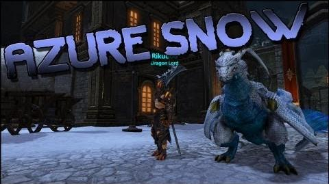 Dragon's Prophet Azure Snow - Gamescom Dragon
