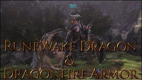 Dragon's Prophet RuneWake Dragon & Dragonfire Armor