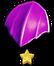 Purple 1* Scale