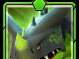 Slender Green Triple Stryke