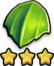 Green 3* Scale