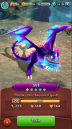 The Mythic Murmurquill Short Wing