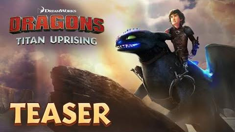 Dragons- Titan Uprising - Announcement Teaser