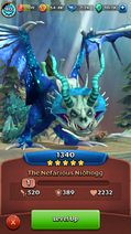 The Nefarious Nidhogg Titan Wing 2