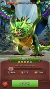The Chestnut Knight Titan Wing 1