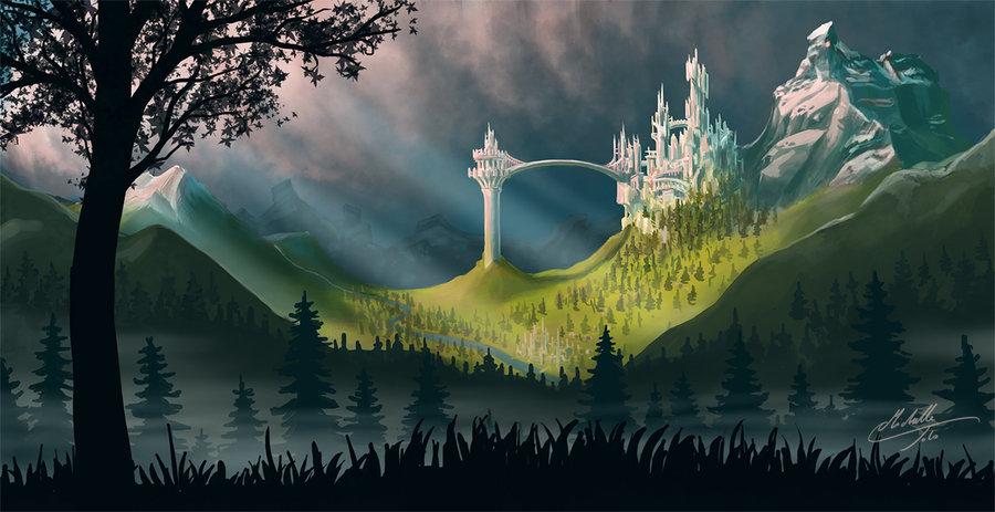 White castle by manweri-d5g61d6