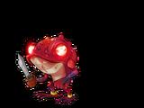 Salamandus Hotfrog