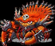 Crab fire evo2