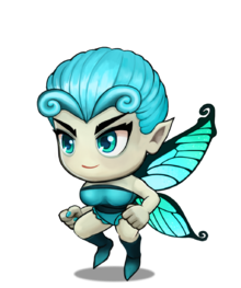 Pixie water a 0
